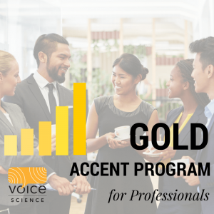 Gold English Pronunciation Program in Melbourne
