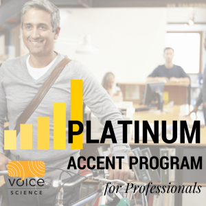 Platinum English Pronunciation Program in Melbourne