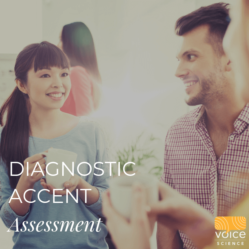 Diagnostric Accent Assessment Melbourne