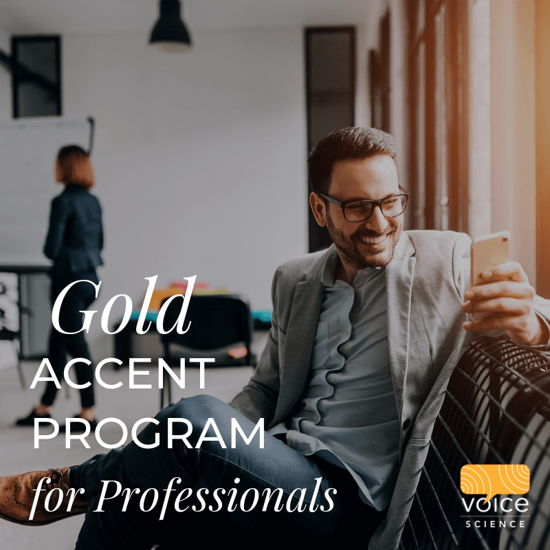 Gold Accent Program for Professionals
