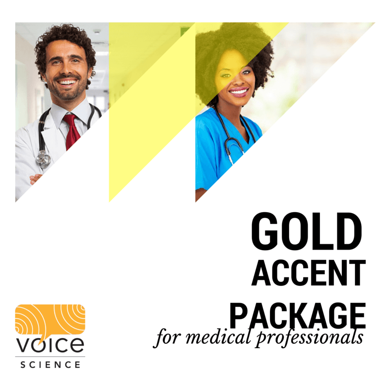 Voice Science Accent Programs