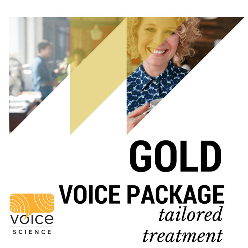 Gold Voice Pack