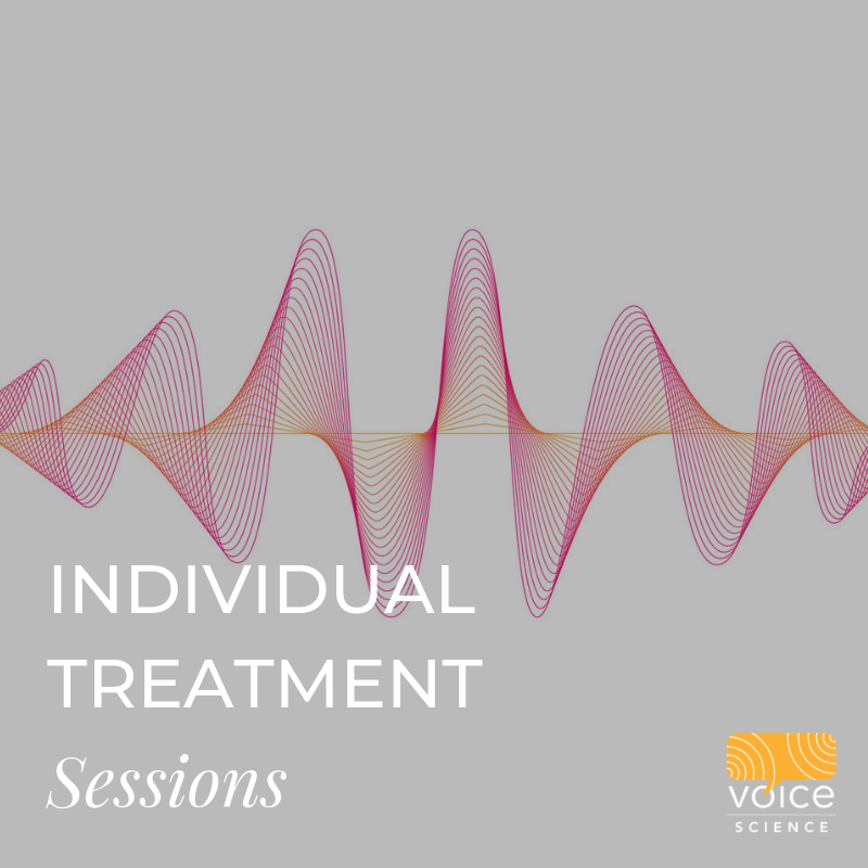 Individual treatment sessions