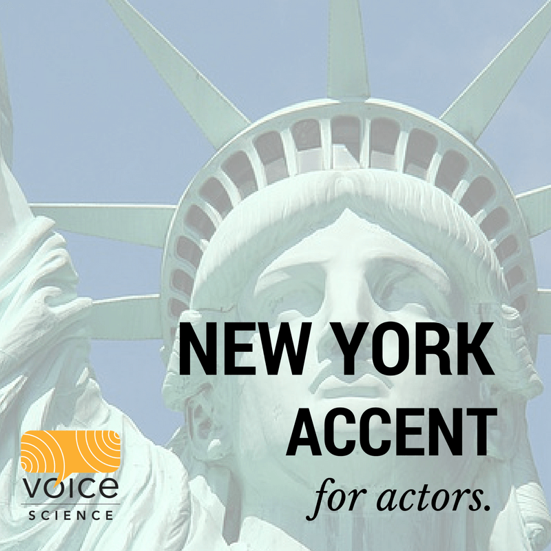 New York Accent Course for Actors in Melbourne