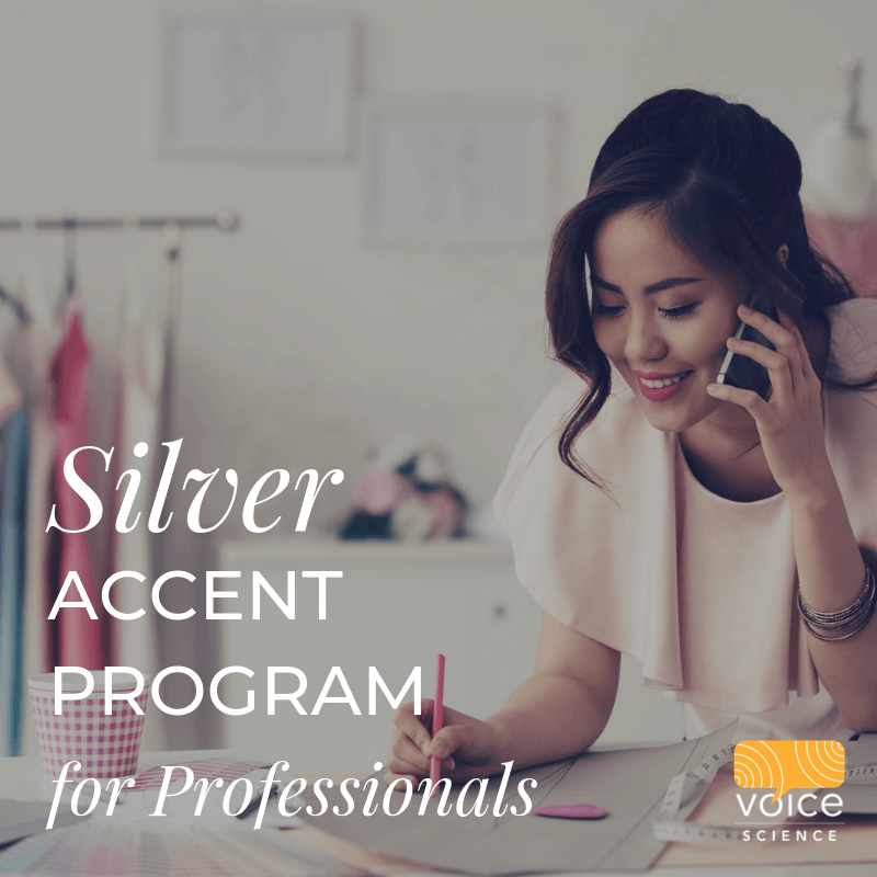 Silver accent program for professionals