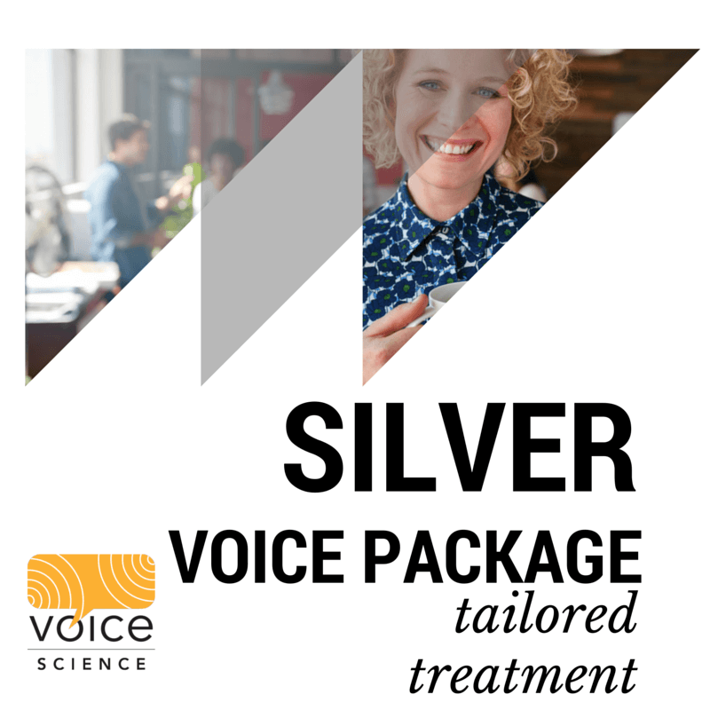 Silver Voice Pack