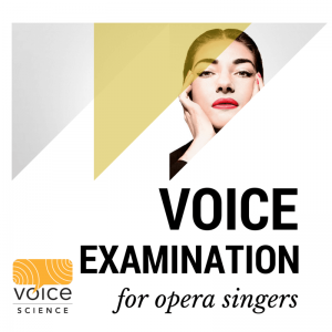Voice Examination for Opera Singers