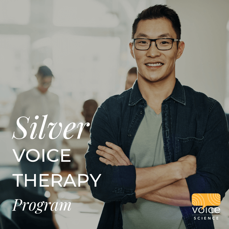 Silver Voice Therapy