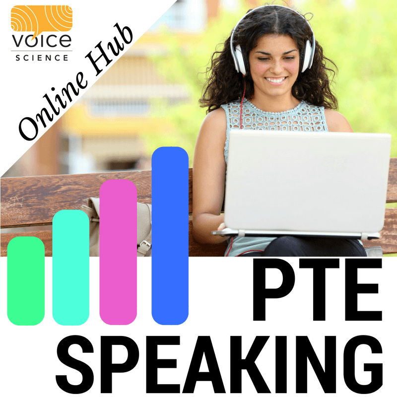 Online PTE Speaking Course