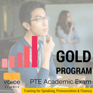 Gold PTE Speaking Course in Melbourne and Online