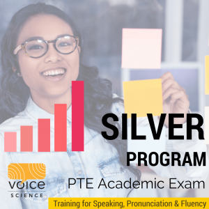 Silver PTE Speaking Course in Melbourne