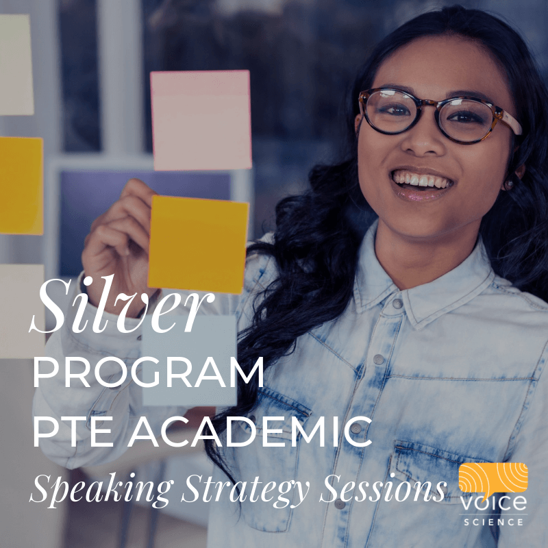 Silver PTE Speaking Program