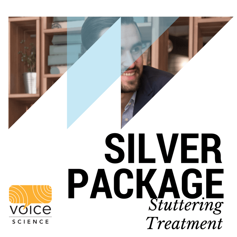 Silver Stuttering Treatment Package