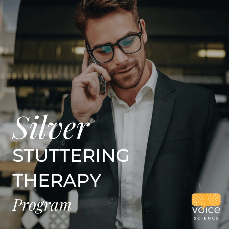 Silver Stuttering Therapy