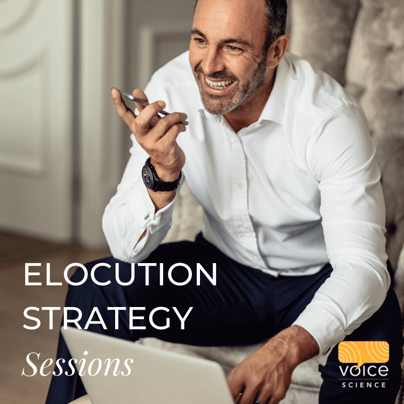Elocution sessions for corporate
